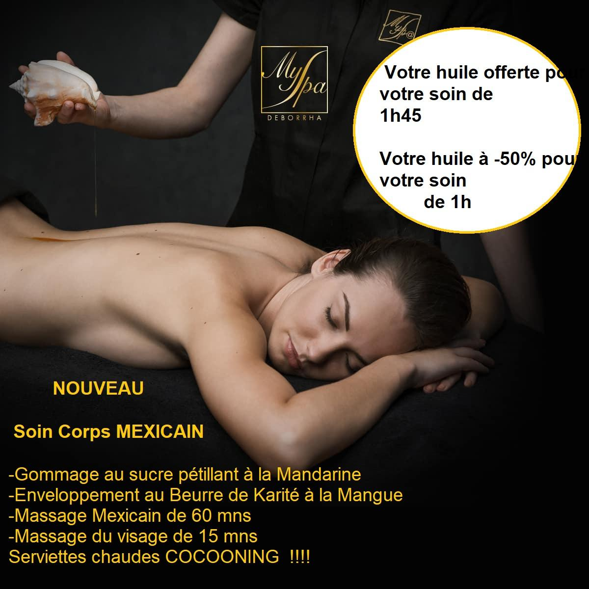 Offre corps mexicain myspa