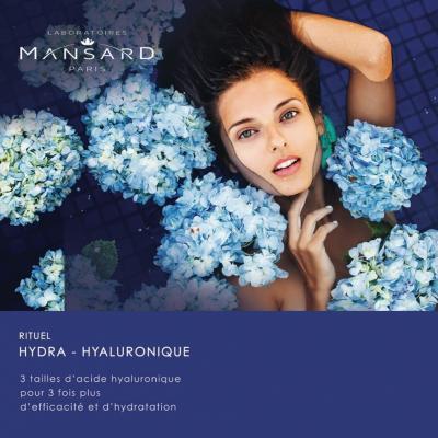 Soin hydra hyaluronique